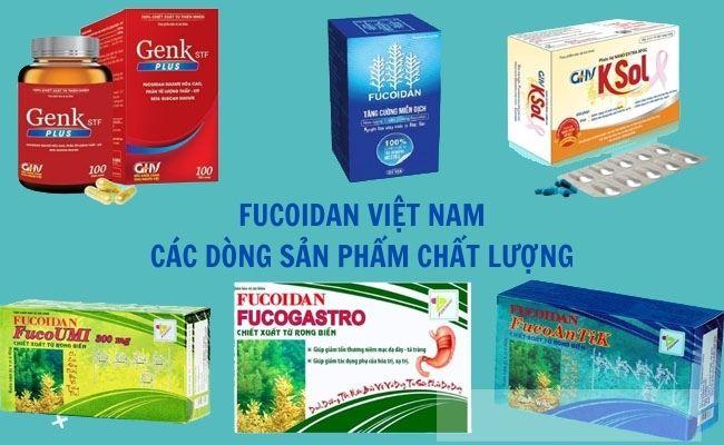 Fucoidan Việt Nam