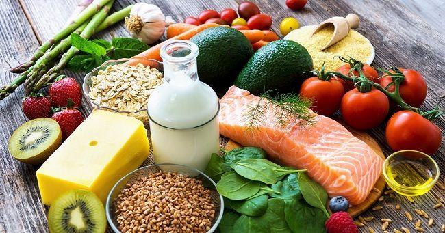 Ăn uống những loại thực phẩm có lợi cho cơ thể