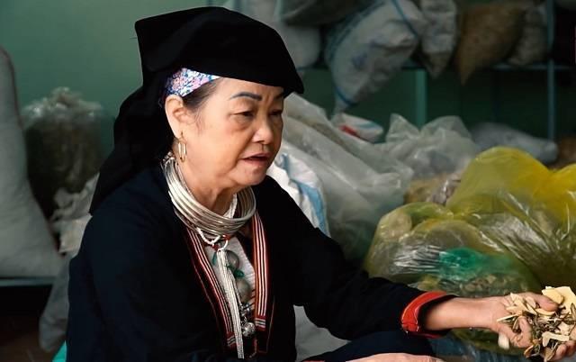 Những thông tin tiểu sử về lương y Triệu Thị Lan