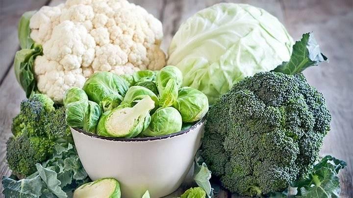 Người bị u nang tuyến giáp nên kiêng ăn rau họ cải