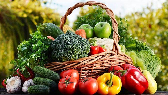 Rau xanh cung cấp dưỡng chất hỗ trợ điều trị ung thư